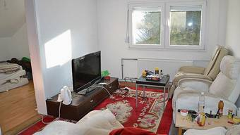 Kleinstwohnung mit gesalzenem Preis: Einblick in die 25 Quadratmeter grosse Mietwohnung.