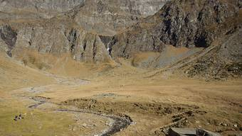 Zwei Alpinisten sind am Piz Adula gestorben. (Archivbild)
