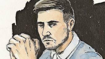 Der Täter: Thomas N. vor Gericht.