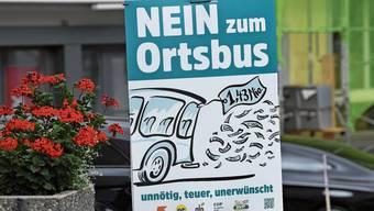Die bürgerlichen Parteien sprachen sich gegen einen Liestaler Ortsbus aus.