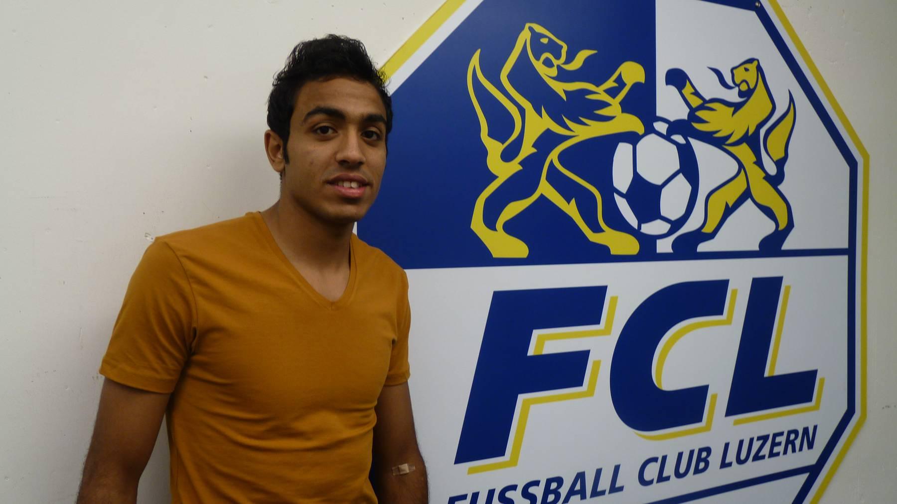 FCL suspendiert Mahmoud Kahraba