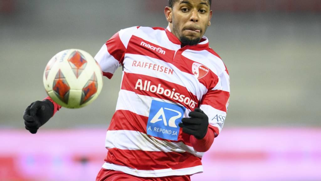David Wesley kehrt zum FC Sion zurück