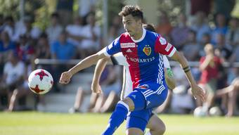 Der FC Basel U19 bezwingt die Altersgenossen des ZSKA Moskau verdient mit 4:2.