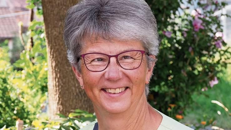 Treue Mitarbeiterin im St.Martin: Yvonne Zimmermann.