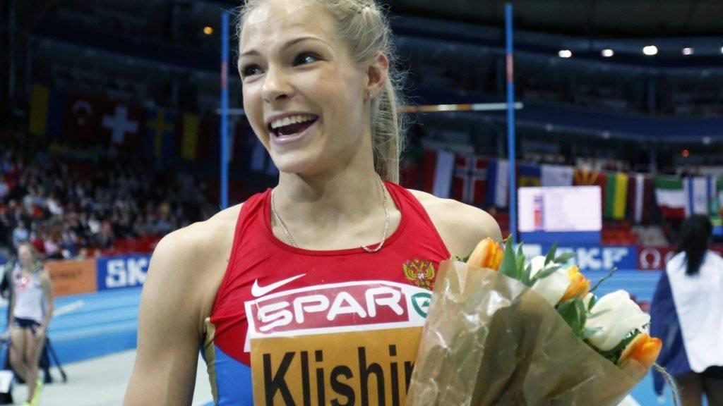 Russische Weitspringerin Klischina darf doch bei Olympia starten