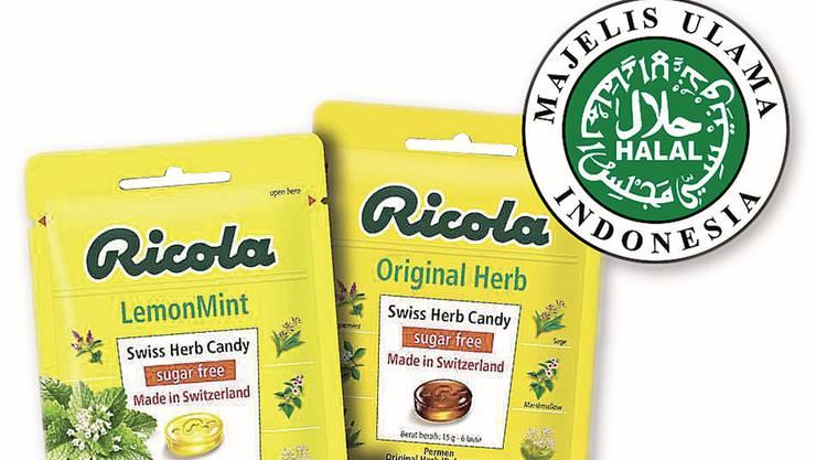 Produkte, die in Indonesien vertrieben werden, müssen ab 2019 mit einem Halal-Zertifikat versehen sein.