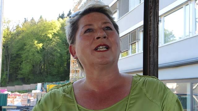 «Diese Neubauten haben mich zehn Jahre meines Lebens gekostet»: Daniela Oehrli, abtretende Verwaltungsratspräsidentin der Altersheim Kehl AG.