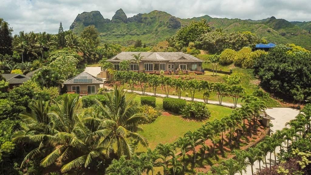 Carlos Santana verkauft sein Haus auf Hawaii (schon wieder)