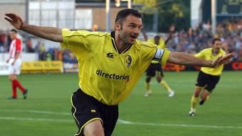 Stéphane Chapuisat wird in Solothurn kicken.