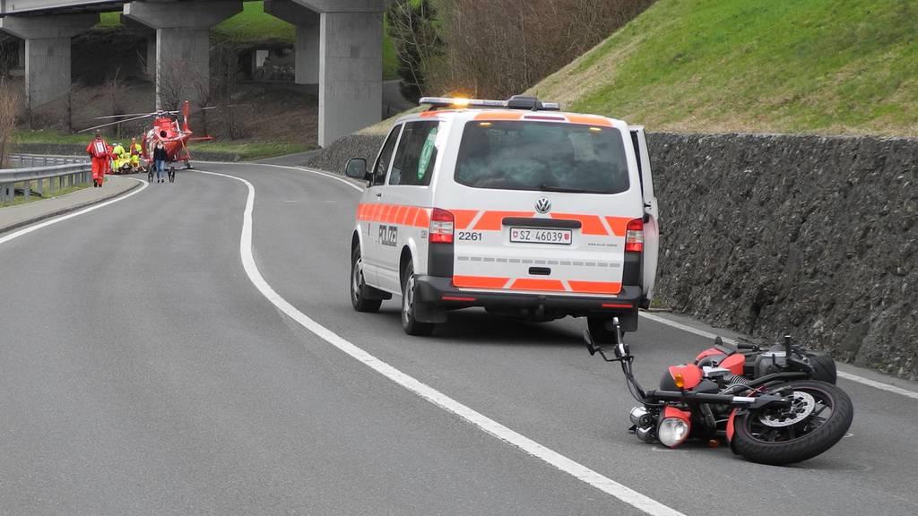 59-jähriger Töfffahrer stirbt bei Unfall