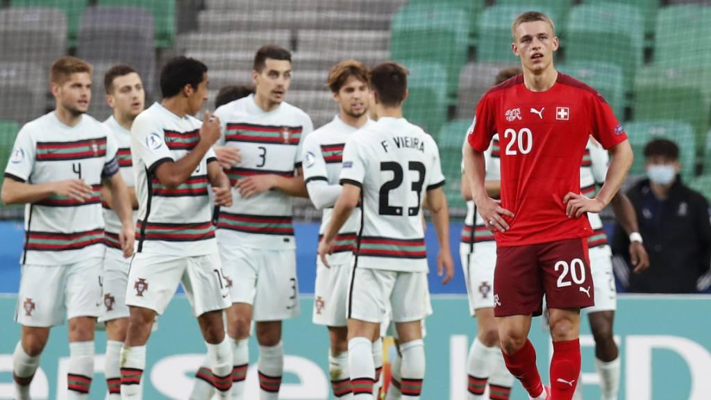 Klares 0:3 gegen Portugal besiegelt das Aus der Schweizer U21