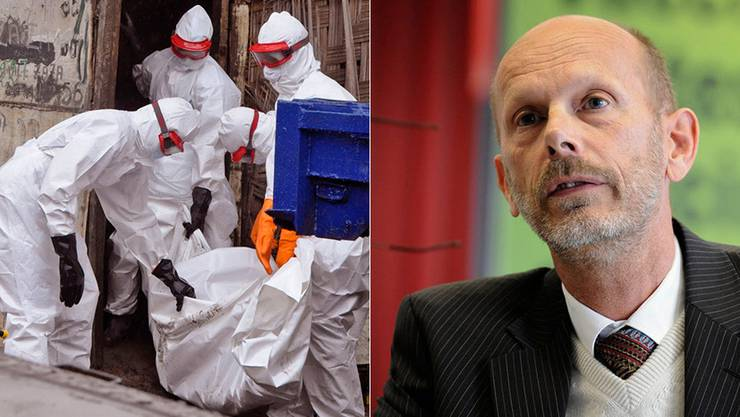 «Falls sich ein Schweizer Staatsangehöriger mit dem Ebola-Virus infizieren sollte, sind Möglichkeiten zur Betreuung in der Schweiz vorhanden», sagt Daniel Koch.