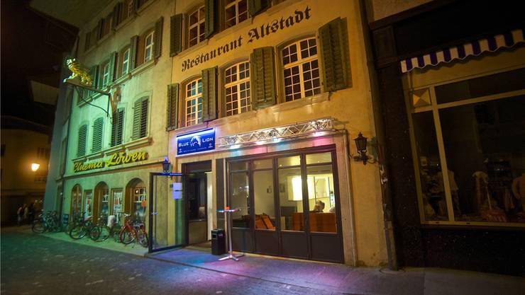 Noch steht die Tür zur Bar im Brättligäu offen – doch Ende Mai ist Schluss damit.