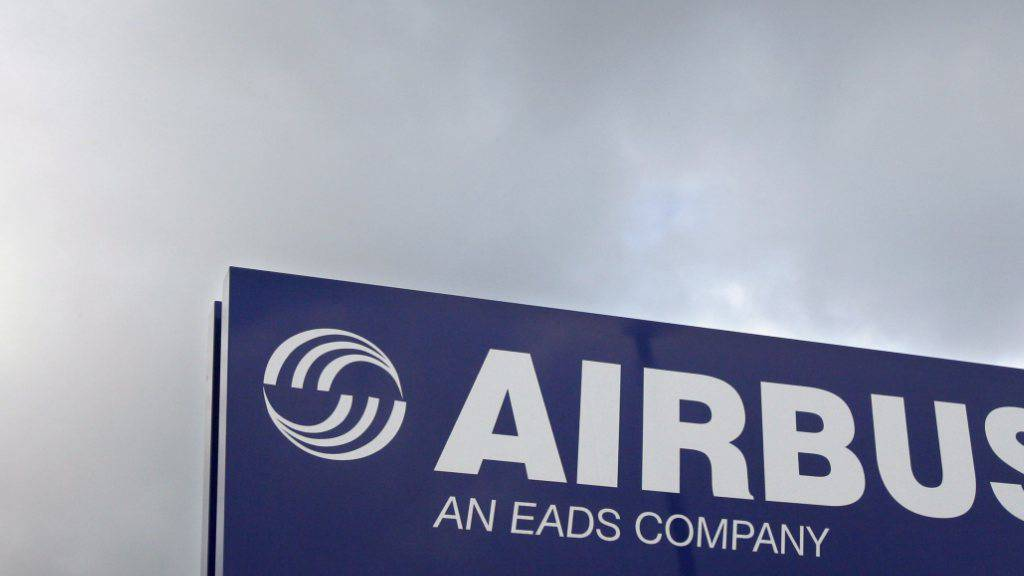 Flugzeugbauer Airbus will weltweit 15'000 Stellen streichen