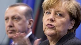 """Bundeskanzlerin Merkel sieht """"derzeit keinen weiteren Gesprächsbedarf"""", liess sie über ihre Sprecherin mitteilen."""