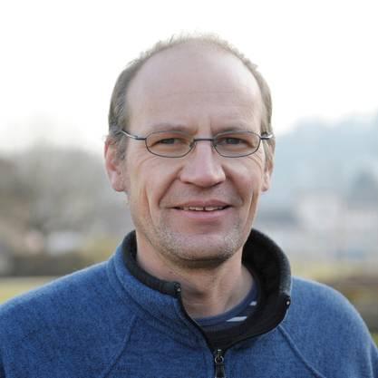 Patrik Hofer Geschäftsführer des Verbands des Schweizer Forstpersonals