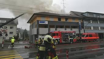 Brand Unterkulm