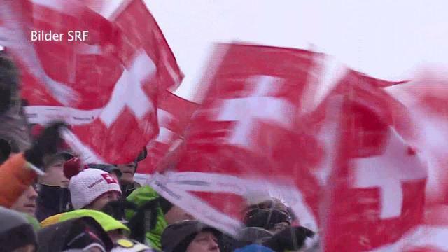 Norweger gewinnt Slalom