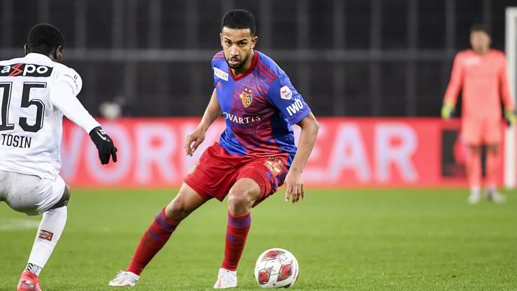 Auch Jorge konnte gegen den FC Zürich nicht überzeugen.