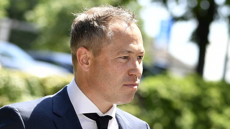 Wegen übler Nachrede zulasten Jolanda Spiess-Hegglin musste sich Philipp Gut vor dem Zürcher Obergericht verantworten.