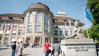 Die Universität Zürich finanziert sich zunehmend über Drittmittel. Im vergangenen Jahr stammten bereits 121 Millionen Franken von Unternehmen oder Stiftungen.
