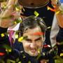 Vorjahressieger Roger Federer startet im Oktober erneut als Topfavorit an die Swiss Indoors in Basel, das Schweizer Tennis-Highlight des Jahres.