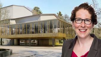 Antonia Stutz, Präsidentin Theaterstiftung Baden Wettingen: «Das Bundesgericht prüft nur, ob das kommunale und kantonale recht willkürlich angewendet wurde oder nicht; nach meiner Einschätzung ist dies klar nicht der Fall.»