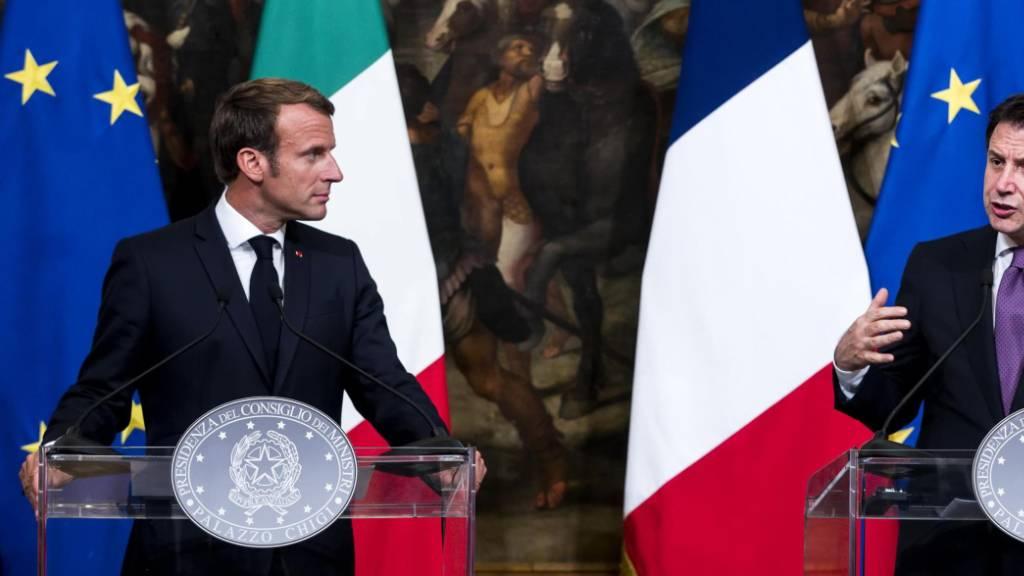 Macron fordert effizientere Migrationspolitik