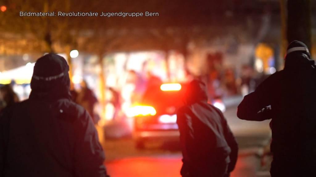 Fuhr das Polizeiauto absichtlich in die Menschenmasse?