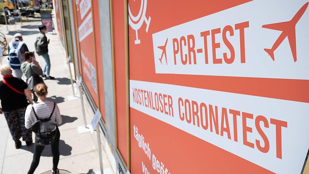 Warum Zahlen wichtig sind – oder wenn der PCR-Test plötzlich 100.- günstiger ist
