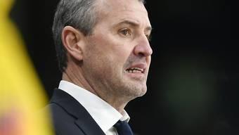 ZSC-Trainer Serge Aubin konnte der Auftritt seiner Mannschaft nicht gefallen