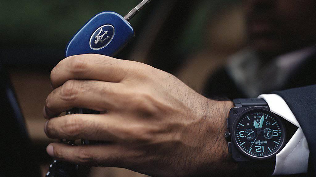 Herkömmliche Funkschliesssysteme in Fahrzeugen sind sicherer als teurere Keyless-Systeme. (Symbolbild)