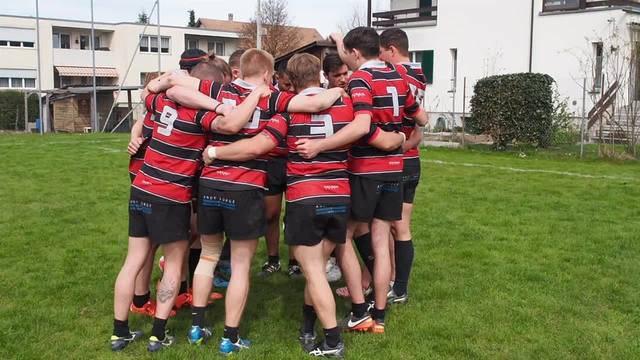 Die Hausen Baboons luden zum Rugby-Cup