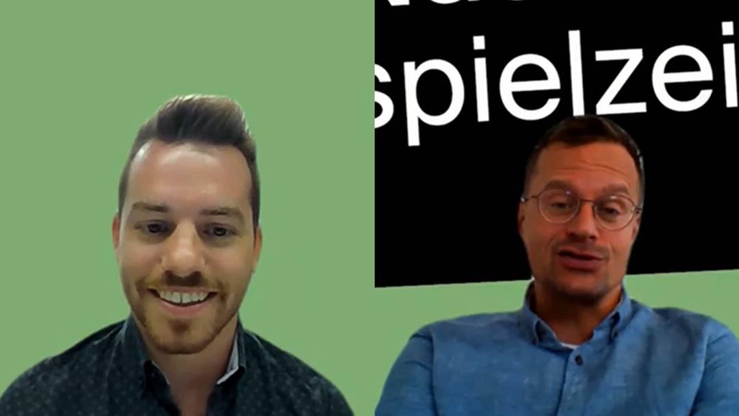 Nachspielzeit vom 28. September mit Raphael Gutzwiller und Christian Brägger