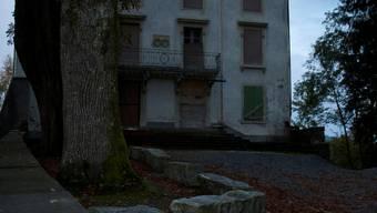 Gruselig: Schloss Rued