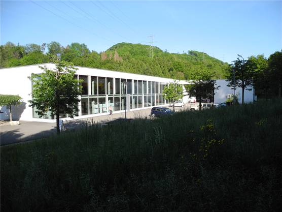 Das Oberstufenzentrum Fischingertal in Mumpf wird frei. Eine Option?MF