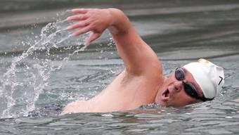 Das Aareschwimmen findet am 12. August statt.