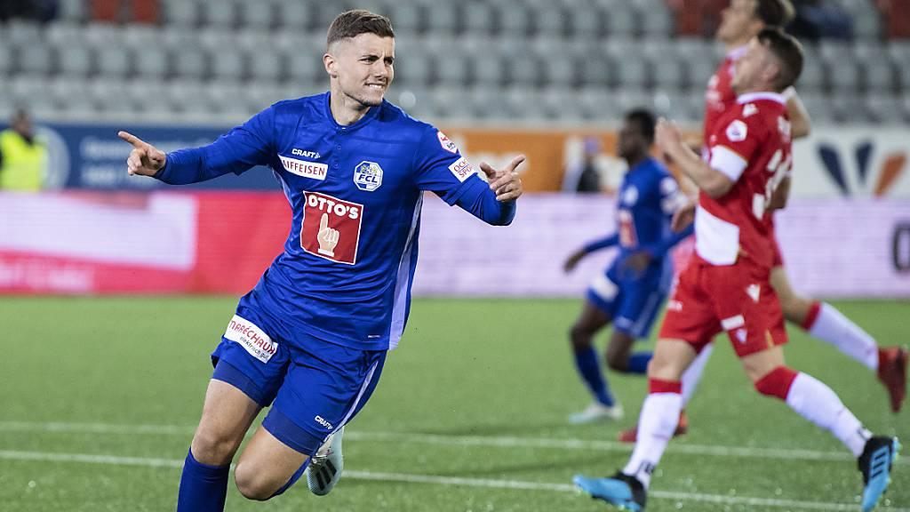 FC Basel holt sich Ex-FCL-Spieler Darian Males