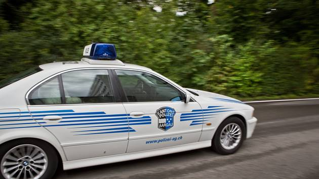 Die Patrouillen werden jeweils für die Einbrecherjagd alarmiert.