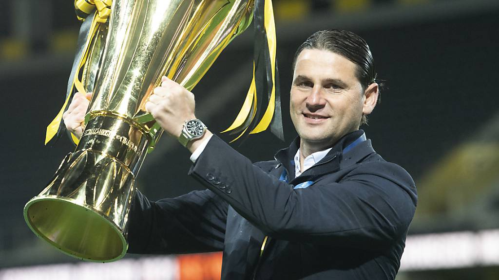 Gerardo Seoane laut Agenturmeldung zu Leverkusen