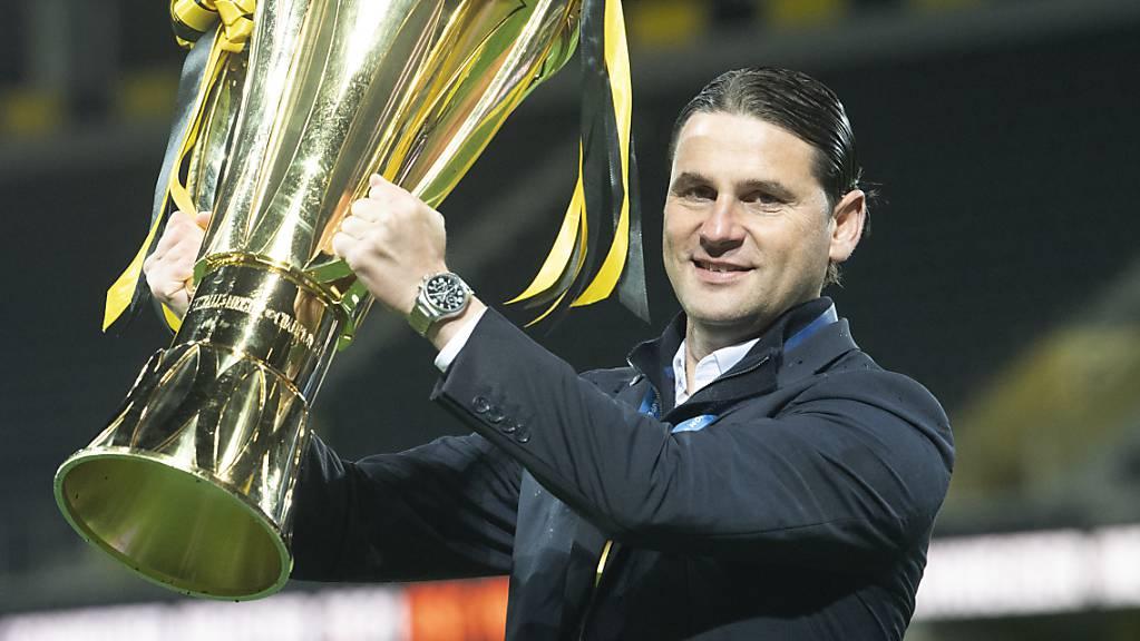Gerardo Seoane hat bei den Young Boys durchschlagenden Erfolg.