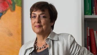 Spricht Italienisch, hat auf Französisch und Englisch studiert und später Deutsch dazugelernt: Die Tessinerin Nicoletta Mariolini.Alex Spichale