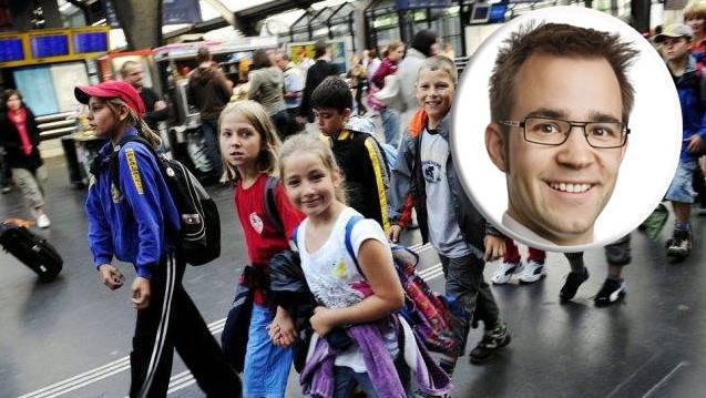 FDP-Grossrat Titus Meier befürchtet: «Sollten solche Veranstaltungen freiwillig werden, wird die Umsetzung des Bildungsauftrags infrage gestellt.» (Symbolbild)