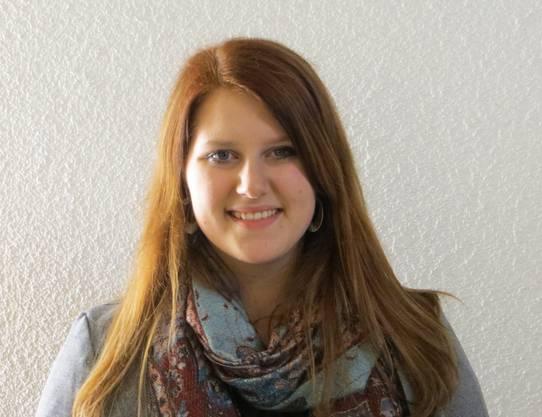 Die Gewinnerin Dana Kissling.
