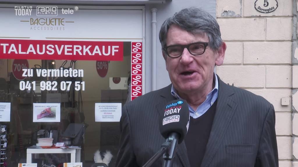 «Lädelisterben» ist im Herzen der Stadt Luzern angekommen