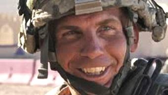 Robert Bales während eines Militärtrainings (Archiv)