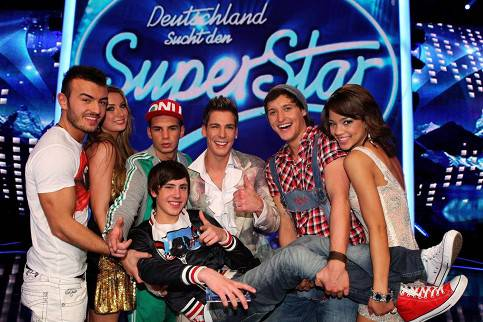 In der zweiten Mottoshow von «Deutschland sucht den Superstar»...