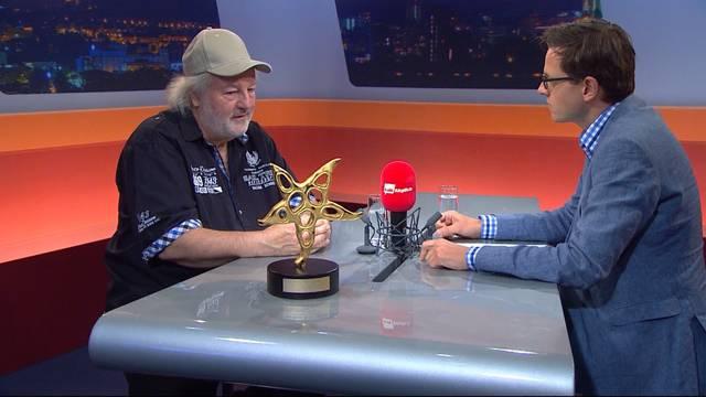Prix Walo-Gewinner Peach Weber