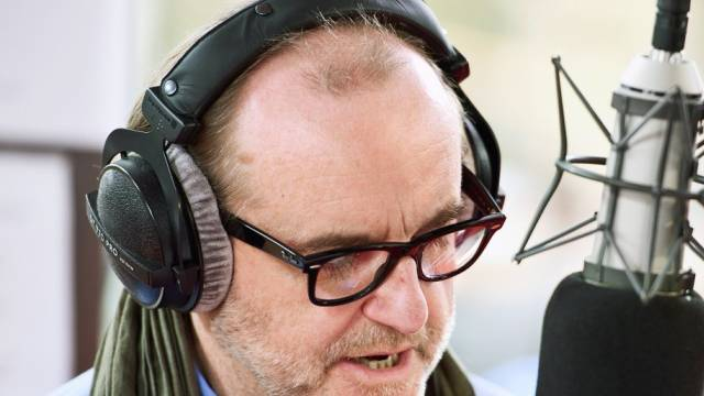 Psychoanalytiker und Satiriker Peter Schneider (Bild SRF)