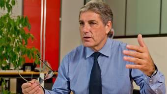 «Das bisherige überdurchschnittliche Wachstum werden wir nicht mehr erreichen. Wir sind froh darüber», sagt Gemeindeammann Gregor Naef.EMANUEL PER FREUDIGER